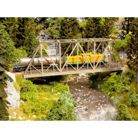 Noch - Ponte Treliça de Viga (Truss Girder Bridge) - Escala HO: 67029