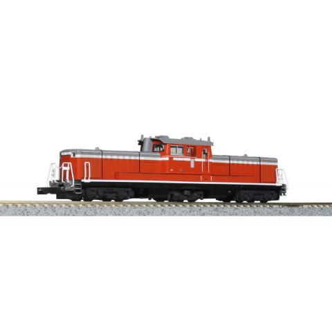 Kato N - Locomotiva DD51 1043: 7008-C