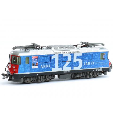 Kato / Noch - Locomotiva Elétrica Ge4/4-II, RhB - Escala N: 7074050