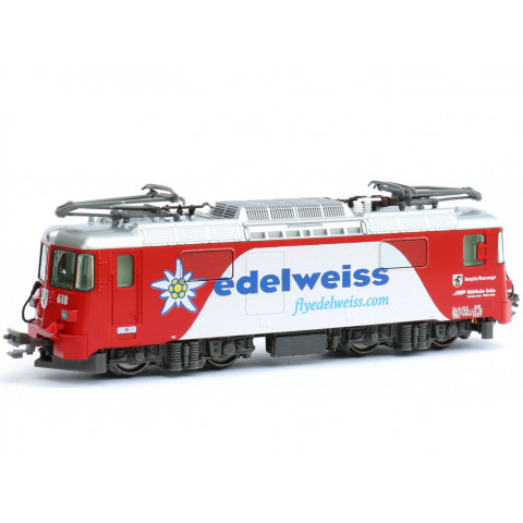 Kato / Noch - Locomotiva Elétrica Ge4/4-II, RhB - Escala N: 7074052