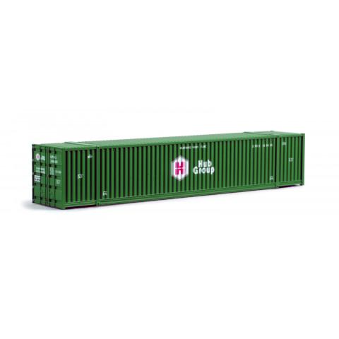 Kato N - Contêineres HUB Green 53': 80054G