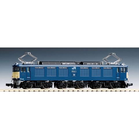 TOMIX - Locomotiva Elétrica EF64-0, JR: 9102