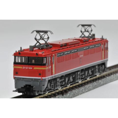 TOMIX - Locomotiva Elétrica EF 67-100, JR: 9182