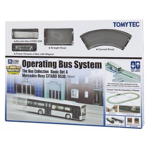 TOMYTEC - BUS System, Set Básico A - Mercedes-Benz CITARO 0530