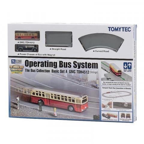 TOMYTEC - BUS System, Set Básico A - GMC TDH4512
