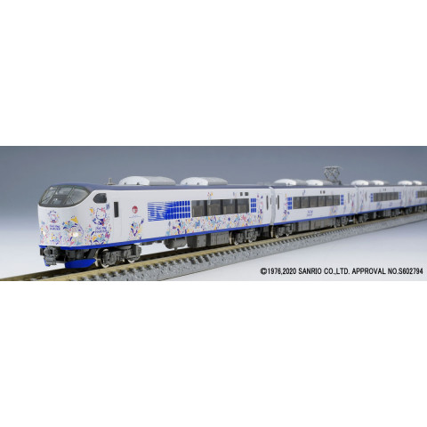 TOMIX - JR 281 Limited Express (Hello Kitty / Kanzashi): 98692
