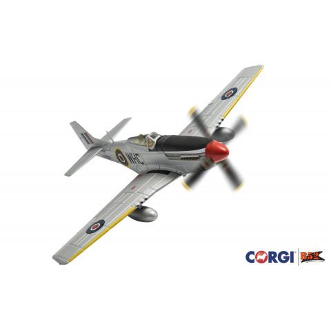 Corgi - Mustang Mk.IV, Werner Christie: AA27703