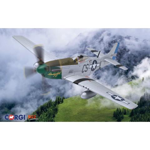"Corgi - P-51D Mustang ""Daddy's Girl"", Capt. Ray Wetmore: AA27704"