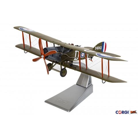 Corgi - Bristol F2B Fighter D-8063 - Biplano: AA28801