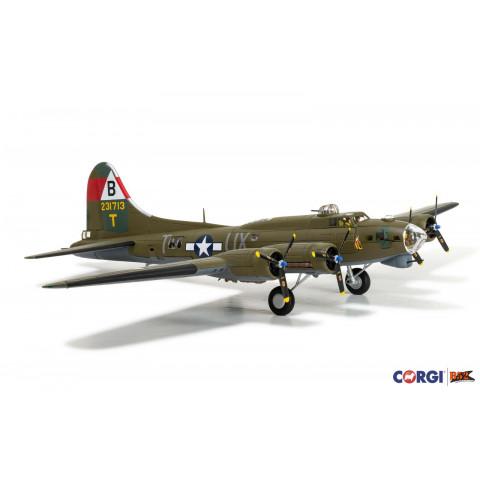 """Corgi - Boeing B-17G-25-BO """"Snake Hips"""": AA33320"""