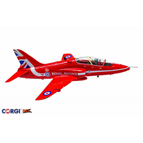 Corgi - BAe Hawk T1 XX245, The Ted Arrows: AA36015