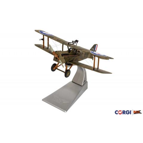 Corgi - RAF SE5a D3511 Biplano, Major R. S. Dallas: AA37709