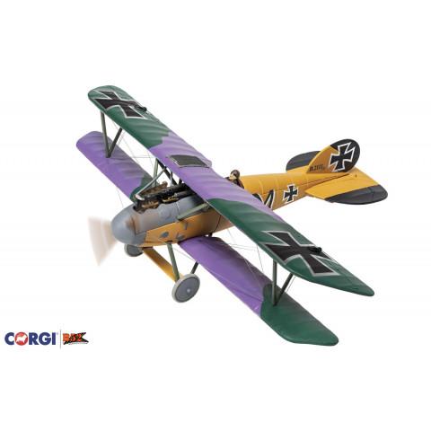 Corgi - Albatros D.V 2111/17 Biplano, Martin Mallmann: AA37810