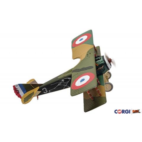 Corgi - SPAD XIII Biplano, Pierre Marinovitch: AA37909