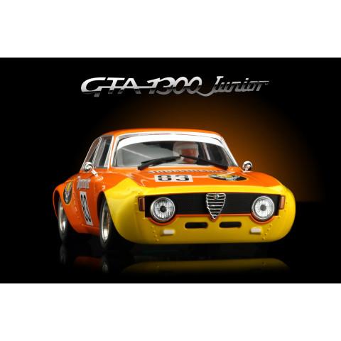 BRM - Alfa GTA 1300 Junior, Jägermeister #83 (1:24): BRM-111