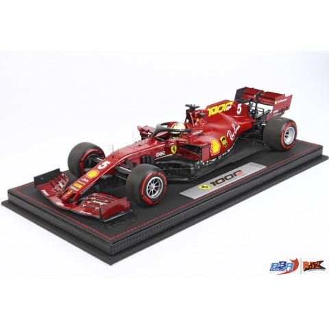 BBR - Ferrari SF1000 Vettel #5, GP Tuscany 2020: BBR051000DIE