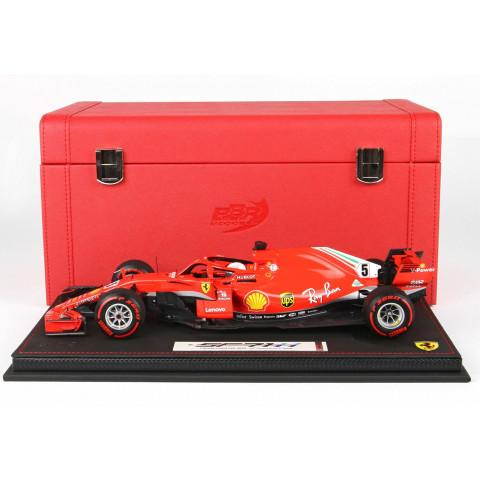 BBR - Ferrari SF71-H Vettel #5, GP Canadá 2018: BBR181805CANST