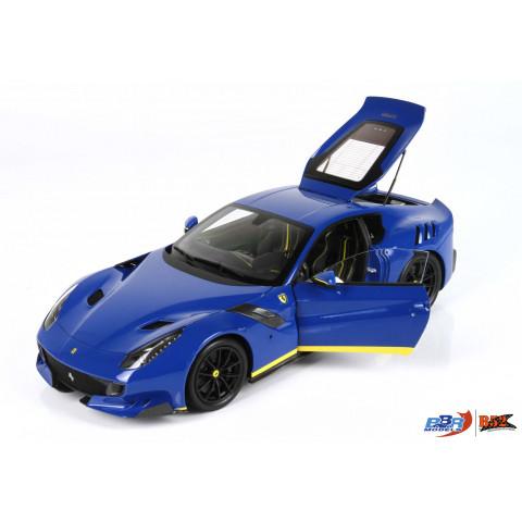 BBR - Ferrari F12 TDF, Escala 1:18: BBR182100A2DIE