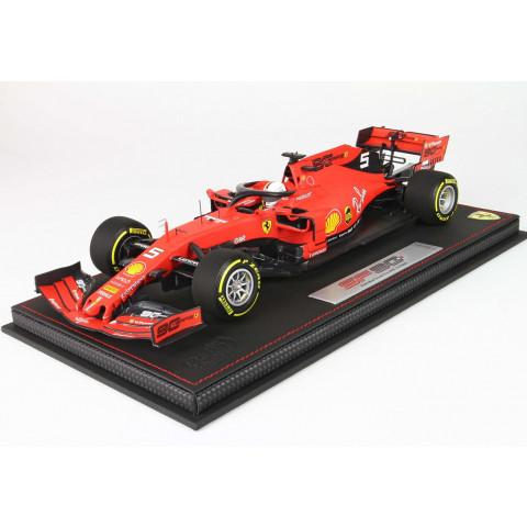 BBR - Ferrari SF90 Vettel #5, GP Austrália: BBR191805ST