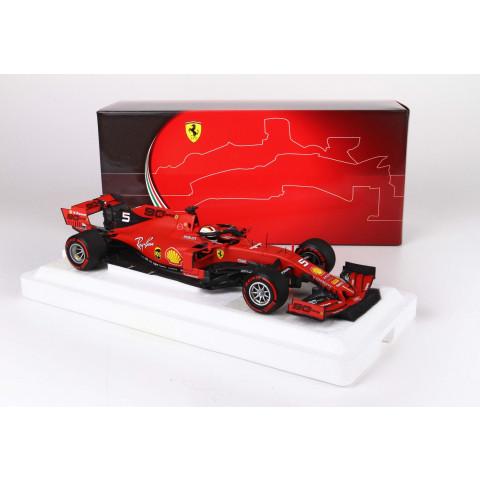 BBR - Ferrari SF90 Vettel #5, GP Italy 2019: BBR191835DIE