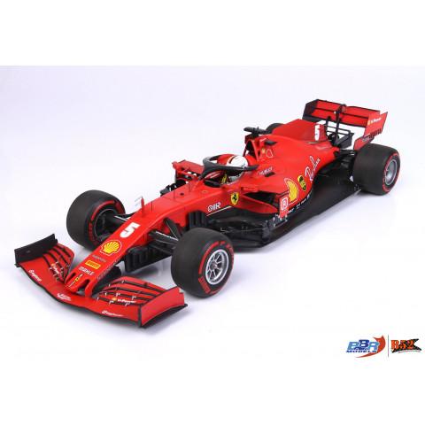 BBR - Ferrari SF1000 Vettel #5, GP Austrian 2020: BBR201805