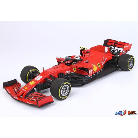 BBR - Ferrari SF1000 Leclerc #16, GP Austrian 2020: BBR201816