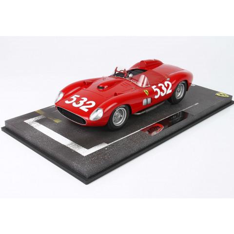 BBR - Ferrari 315S #532, Mille Miglia 1957: BBRC1807D