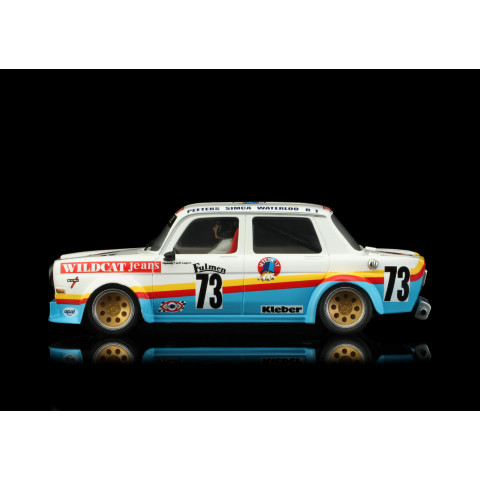 BRM - Simca 1000 Team Ecourie ARC-EN-CIEL, 24h SPA 1976 (1:24): BRM-103