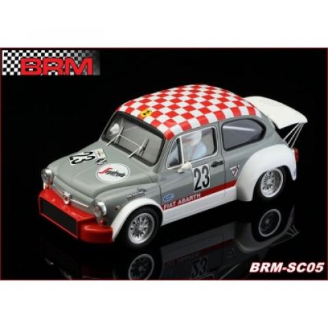 BRM - Fiat 1000 TCR Abarth Segafredo #23 (1:24): BRM-SC05
