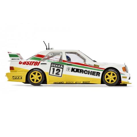 Slot.it - Mercedes 190E #12, Karcher, DTM Zolder 1992: CA44b