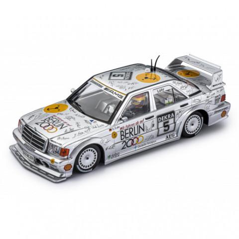 Slot.it - Mercedes 190E #5, Dekra, DTM Hockenheim 1992: CA44c
