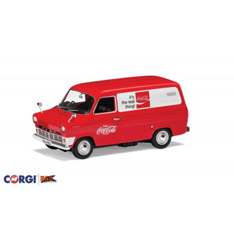 Corgi - Ford Transit Mk1 1970, Coca-Cola®: CC02725