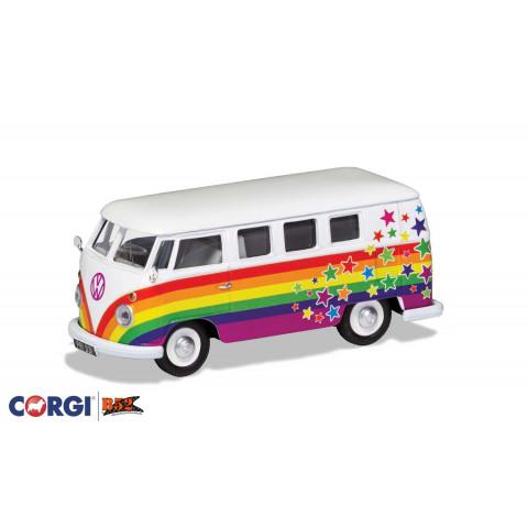 Corgi - VW Kombi, Peace and Love: CC02731