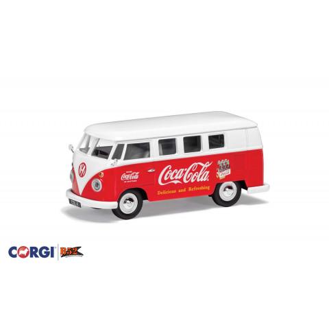 Corgi - VW Kombi anos 1960, Coca-Cola®: CC02732