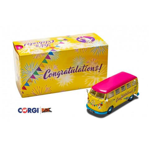 Corgi - VW Kombi, Congratulations: CC02736