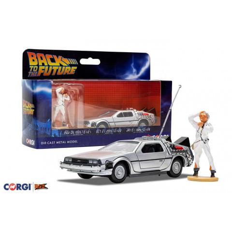 Corgi - Back to the Future DeLorean: CC05503