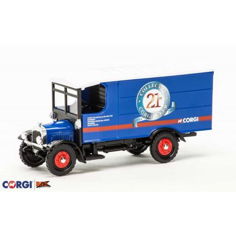 Corgi - Thornycroft Van - Corgi Club: CC09001