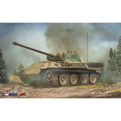 Corgi - Panzerkampfwagen V Panther (Ausf D): CC60215