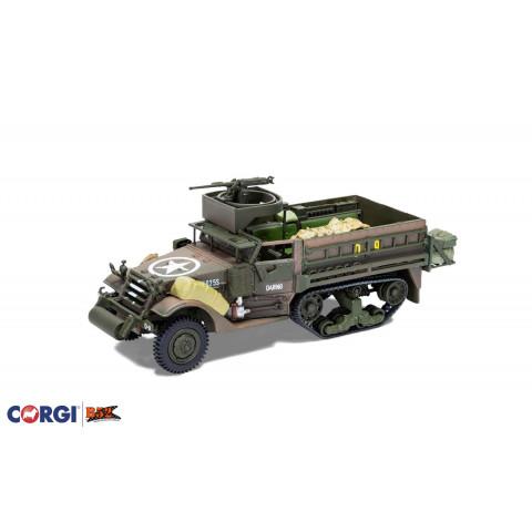 Corgi - M3A1 Half-Track: CC60418