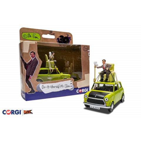 Corgi - Mr. Bean's Do-It-Yourself Mini - 30 anos: CC82114