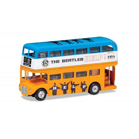 "Corgi - The Beatles London Bus ""HELP!"": CC82335"
