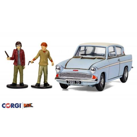 Corgi - Harry Potter Flying Ford Anglia: CC99725