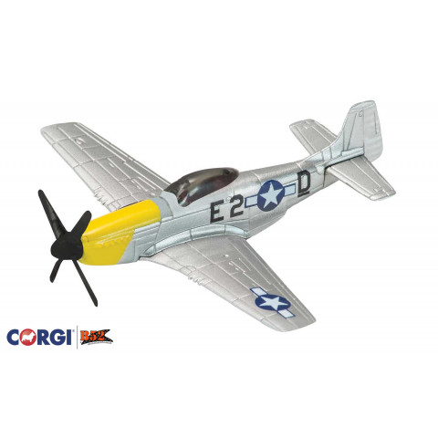 Corgi - P-51 Mustang, Corgi Showcase: CS90627