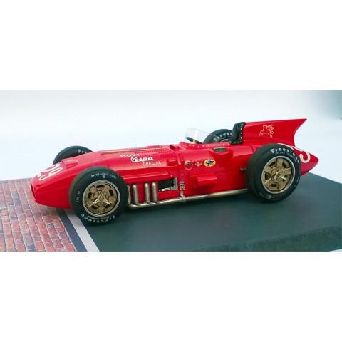 Ostorero Estático - Kurtis Novi 8V #29 Paul Russo, Indy 500 1956: DGO100