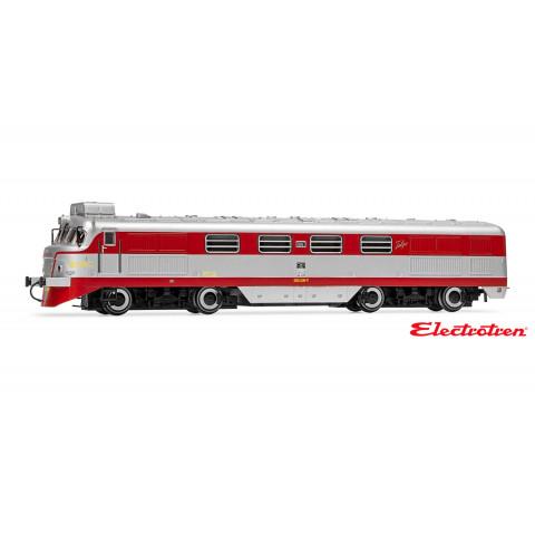 Electrotren HO - Locomotiva Diesel Talgo 2009T, RENFE - DCC: E2328S