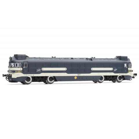 Electrotren HO - Locomotiva Diesel: RENFE 354.001: E2365