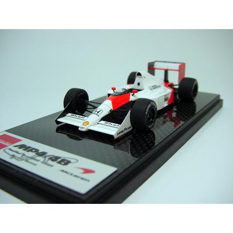Eidolon Make UP 1:43 - McLaren Honda MP4/4B: Suzuka Test 1988-1989