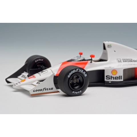 Eidolon Make UP 1:43 - McLaren Honda MP4/5B - Senna #27: USA GP 1990