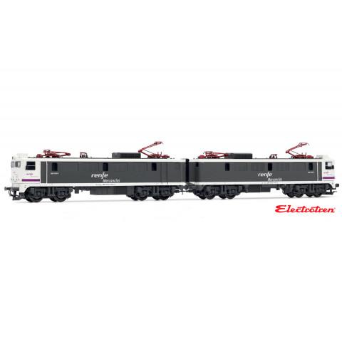 Electrotren HO - Locomotiva Elétrica Tandem RENFE 289.102: E2696D