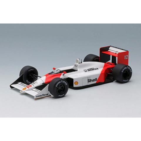 Eidolon: McLaren Honda MP4/4, Senna Japão 1988: FE013A